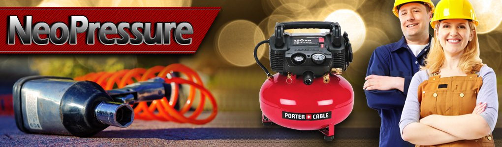 Air Compressor Reviews header image
